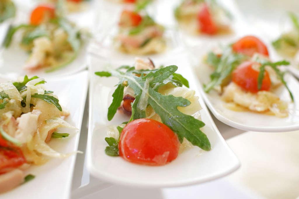 dinner caterers york